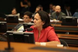 Relatório de Fátima sugere recomposição do orçamento na área de assistência social