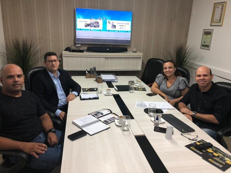 """Executiva apresenta nova campanha educativa ao MP: """"A pressa passa, as consequências ficam"""""""