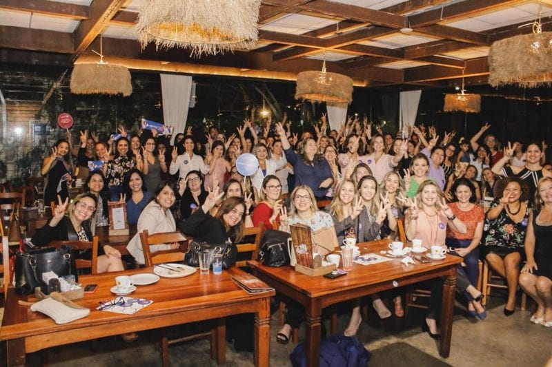 Em grande evento da Mulher Advogada, Magna Letícia conclama colegas  escreverem capítulo na história da OAB do RN
