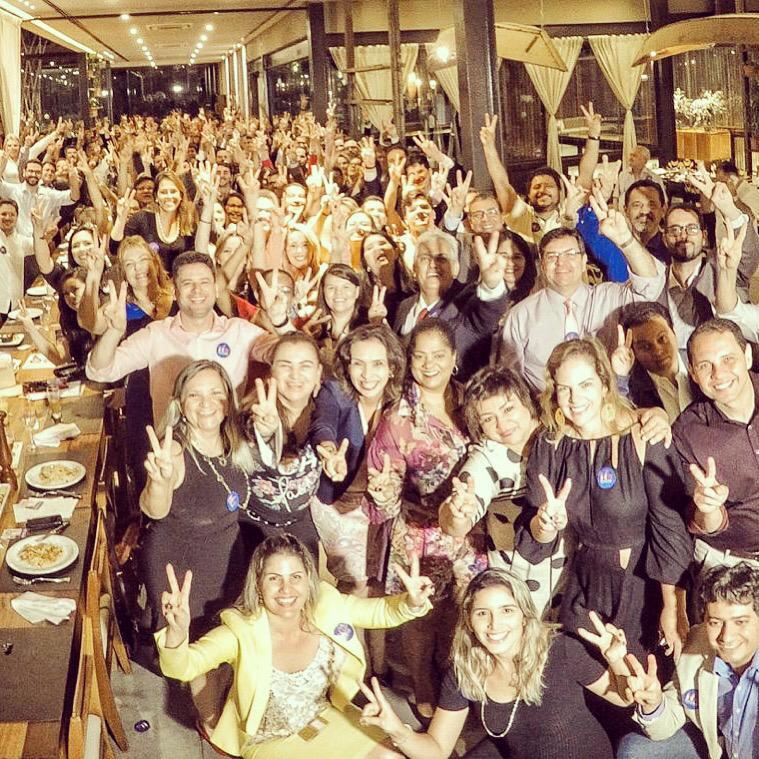 Magna Letícia promove grande mobilização, defende a reconstrução da OAB e convoca apoiadores