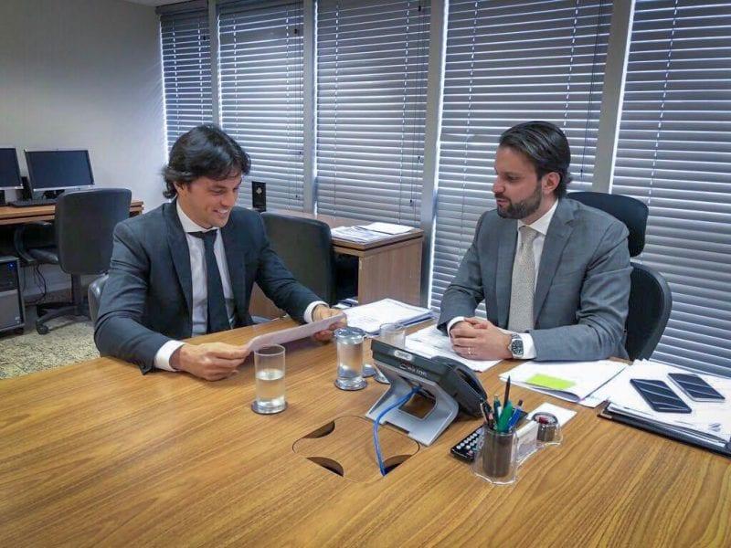 Deputado Fábio Faria anuncia R$ 15 milhões para ampliação da linha férrea Natal/Parnamirim