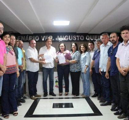 Governador cumpre agenda em Jucurutu e anuncia implantação de anel viário