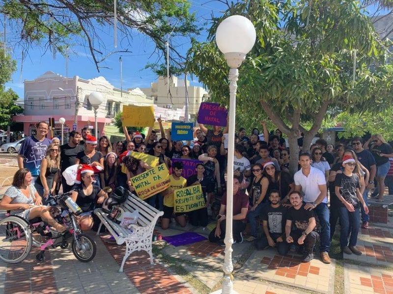 """""""Fizemos um apelo para que os contratos não sejam rescindidos"""", diz Allyson Bezerra sobre caso dos estagiários de Mossoró"""