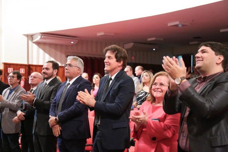 Em Mossoró, governo inaugura obra do Teatro Lauro Monte