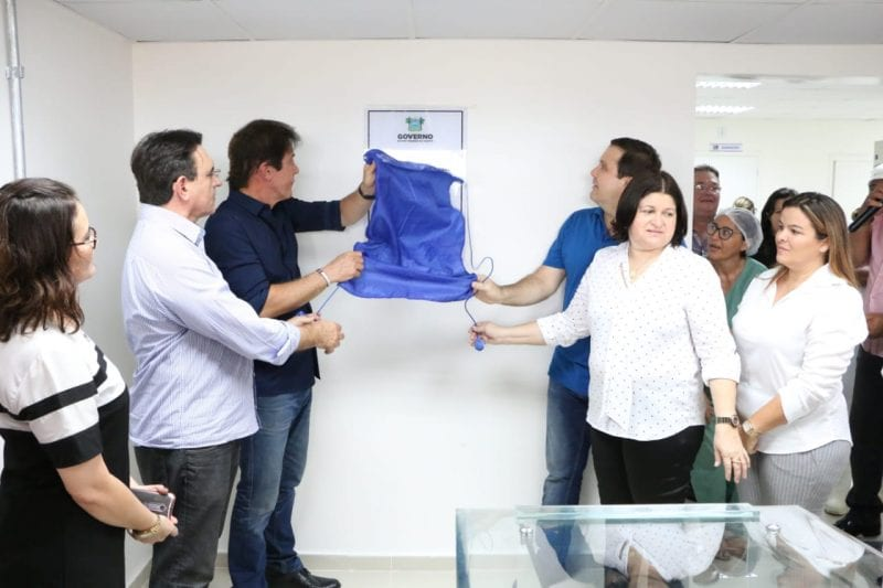 Governo entrega reforma do Hospital Regional de Pau dos Ferros