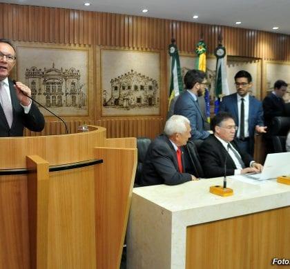 Em sessão extraordinária, Câmara aprova PPA e LOA para 2019