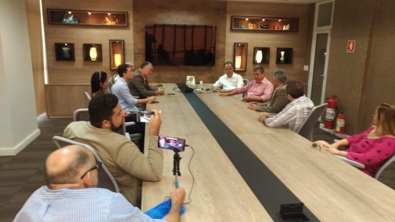 Em Mossoró, representantes do PSL/RN discutem políticas para a fruticultura