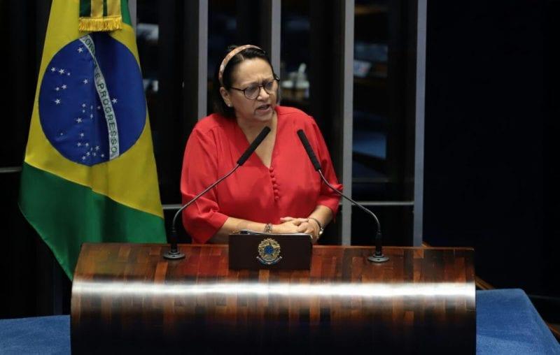 Fátima Bezerra defende inserir Fundeb na Constituição para torná-lo permanente