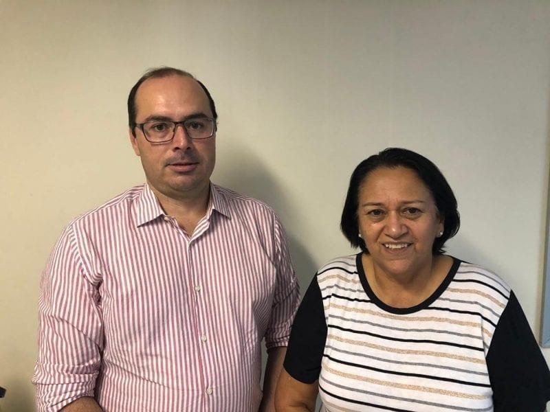 Fátima Bezerra indica novos secretários: Guilherme Saldanha permanece na Agricultura, Roberto Sérgio vai para Caern