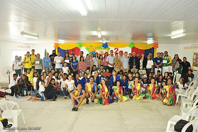 Prefeitura de Extremoz promove mostra do programa Novo Mais Educação