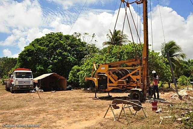 SAAE de Extremoz aumenta oferta de água no município