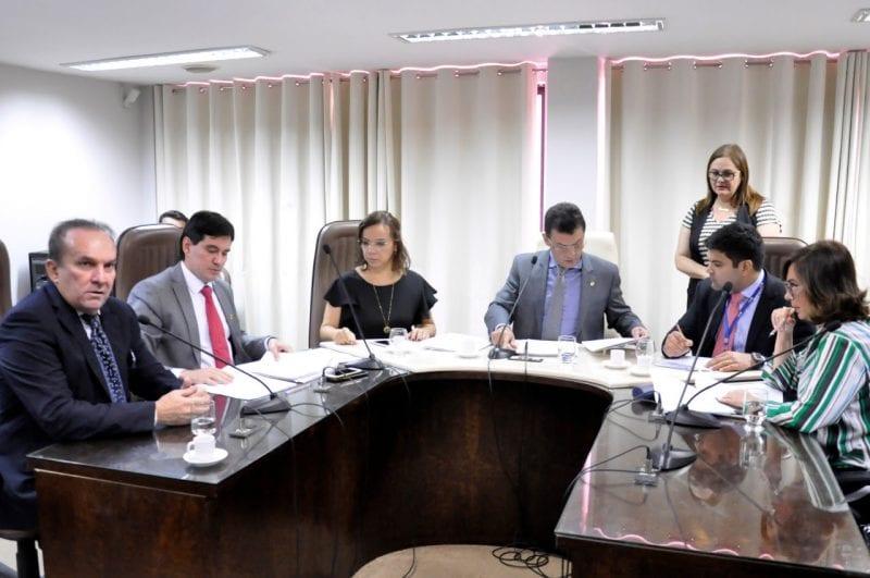 Comissão de Constituição e Justiça analisa e vota 24 matérias