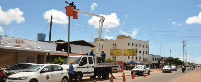 Prefeitura de Extremoz disponibiliza WhatsApp para solicitação de trocas de lâmpadas em via pública