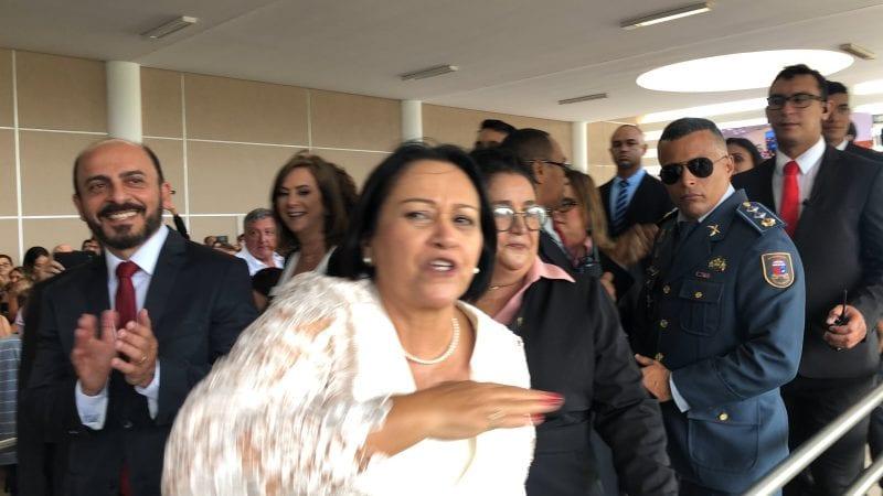 Governadora Fátima Bezerra afirma que prioridade é pagar o funcionalismo