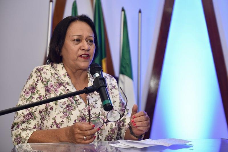Governadora e bancada federal se reúnem com ministros da Economia e Saúde