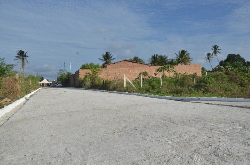 Prefeitura de São Gonçalo inaugura e autoriza novas obras de pavimentação no município