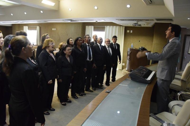 Coral da Assembleia Legislativa reflete identidade cultural do servidor