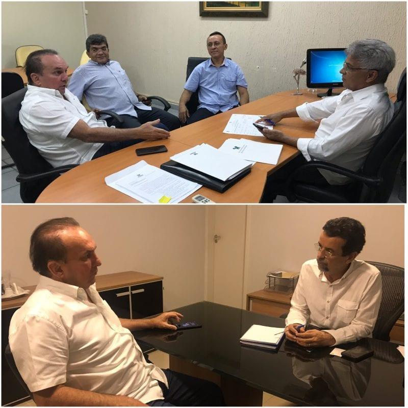 Deputado Nelter cobra urgência no início das obras de recuperação da parede do Pataxó