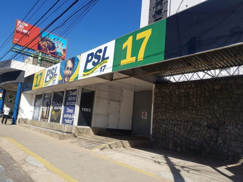 PSL promove evento no próximo domingo em Natal