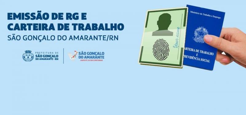 Assistência Social: confira as datas para novos agendamentos do programa Documento Cidadão