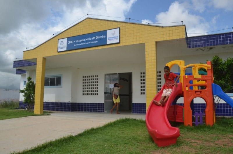 Rede municipal de São Gonçalo inicia ano letivo amanhã