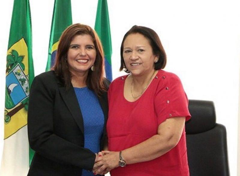 Governadora se reúne com presidente do CREA