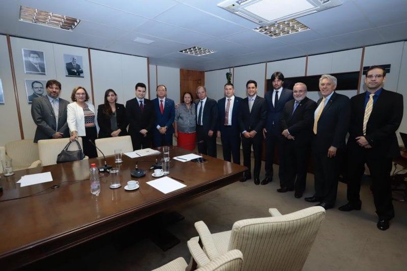 Ministro reconhece esforço do RN para restabelecer equilíbrio fiscal