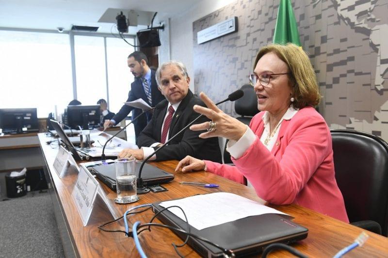 Senadora Zenaide Maia é eleita vice-presidente da Comissão de Desenvolvimento Regional e Turismo
