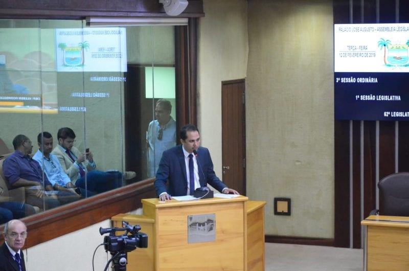 Em pronunciamento, deputado Kleber Rodrigues defende reformulação do Proadi