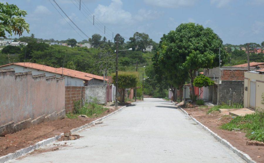 rua casa bairro