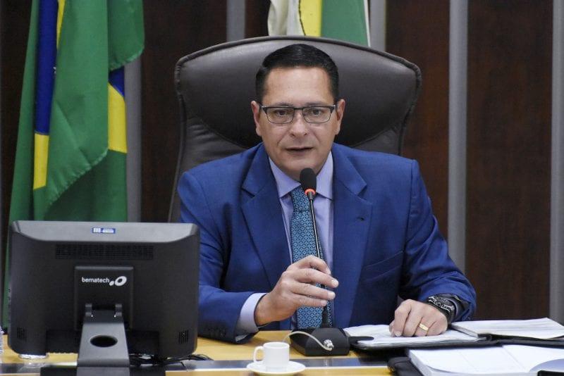 Deputado Ezequiel Ferreira solicita investimentos para segurança pública de Currais Novos