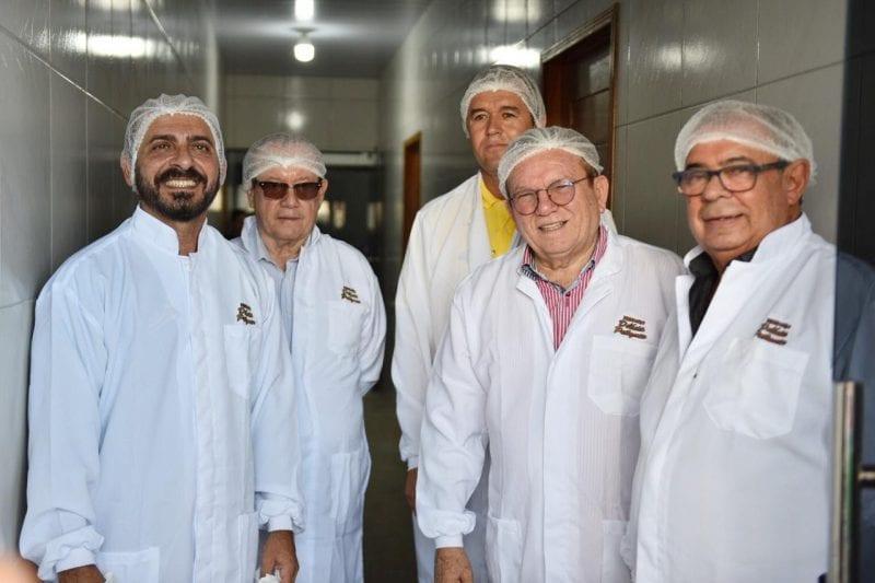 Proadi: fábrica de goma beneficia cerca de 1.400 pessoas em Serra Caiada
