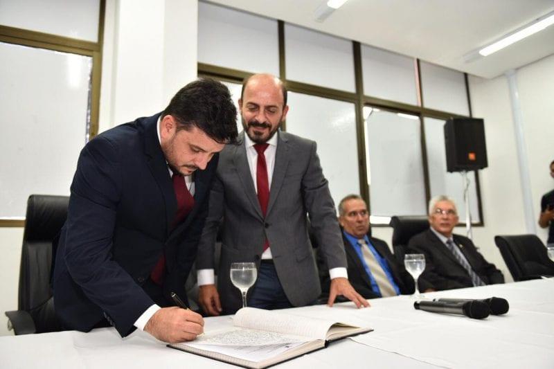 Carlos Augusto Maia assume Jucern