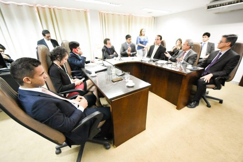 Seis comissões permanentes são instaladas e elegem presidente e vice-presidente