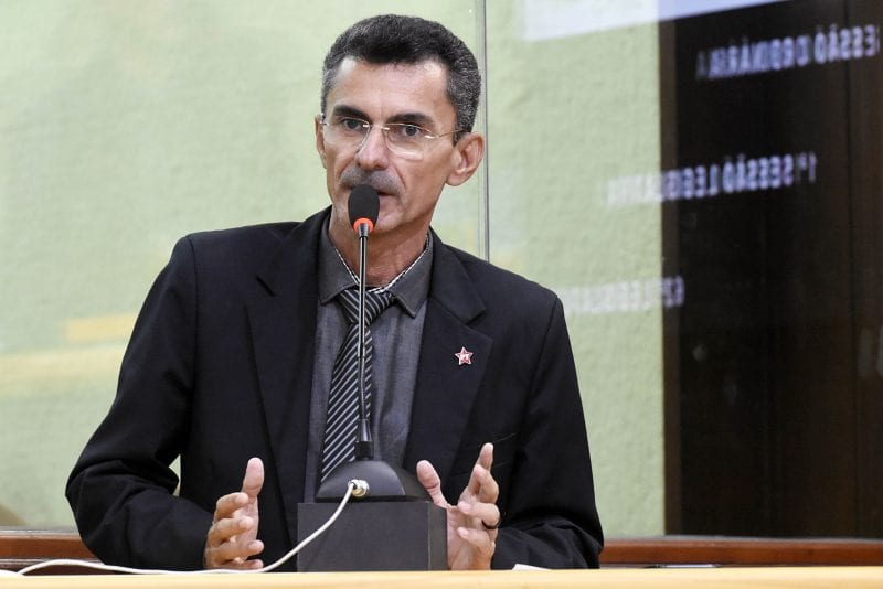 Deputado Francisco do PT destaca empenho do governo Fátima no equilíbrio das finanças
