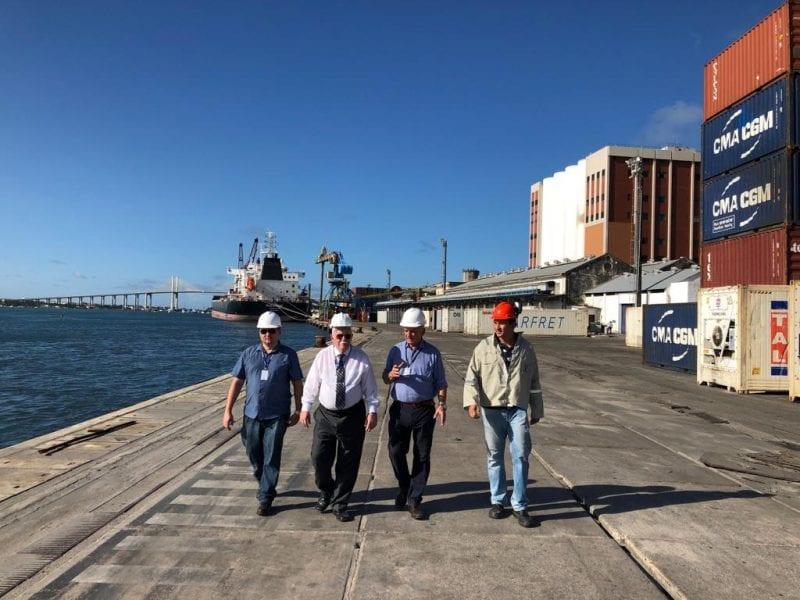 CMA CGM anuncia retomada de operações no Porto de Natal
