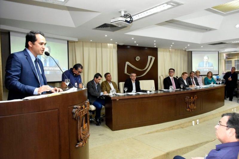 Em audiência pública, deputado Kleber Rodrigues propõe mudanças no PROADI