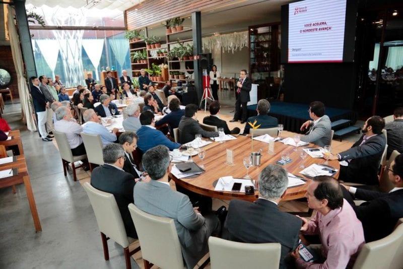 Presidente do BNB ressalta investimentos do FNE em encontro no Rio Grade no Norte