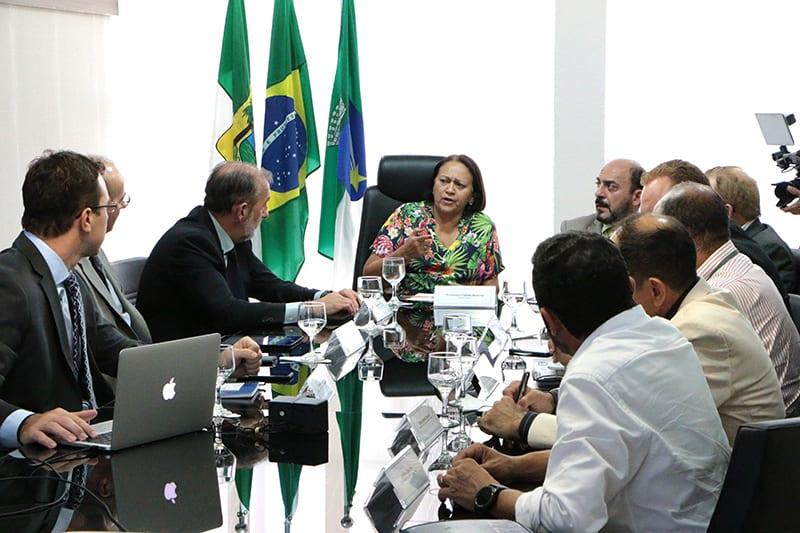 Empresa espanhola investe R$ 1 bilhão em parque eólico no RN
