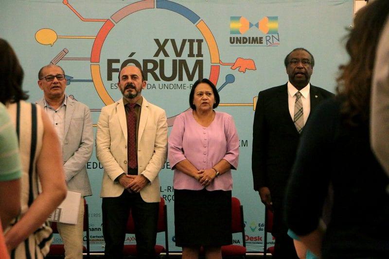 Governo reafirma parcerias para avançar na Educação