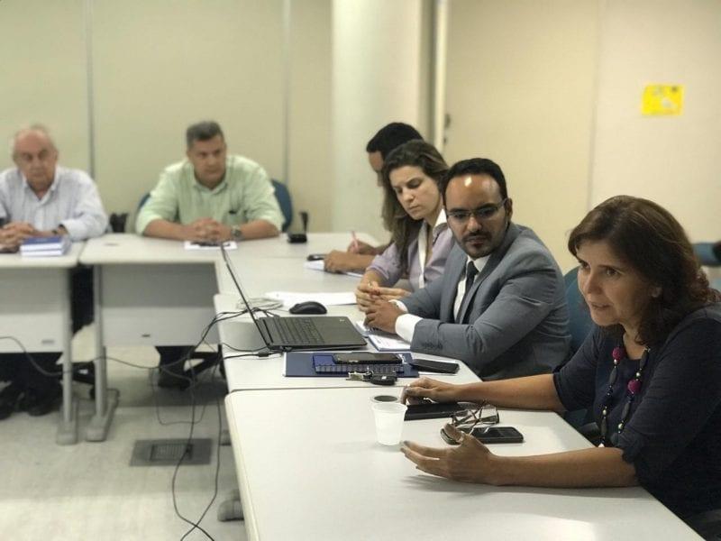Presidente do CREA se reúne com entidades para discutir colaborações à revisão do Plano Diretor