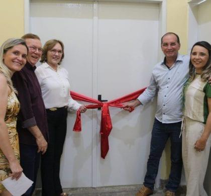 Emenda de Zenaide possibilita reinauguração do centro cirúrgico de hospital em Almino Afonso