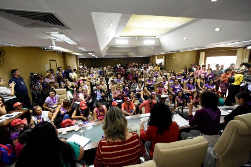 Debate sobre reforma da previdência reúne mulheres na ALRN
