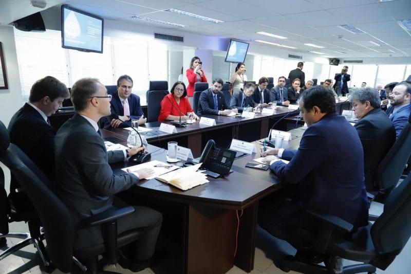 RN inicia discussão sobre operação do Projeto São Francisco