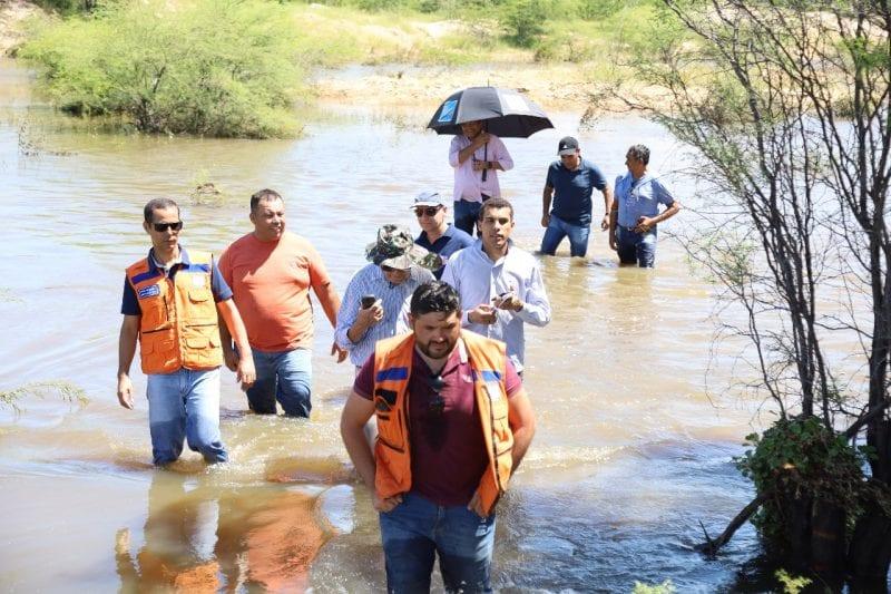 Governadora Fátima solicita apoio para situação de emergência do RN