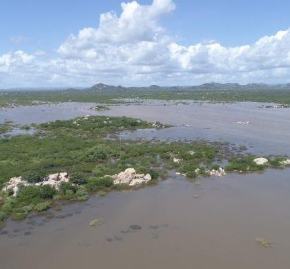 Reservas hídricas do RN acumulam 56% da sua capacidade total