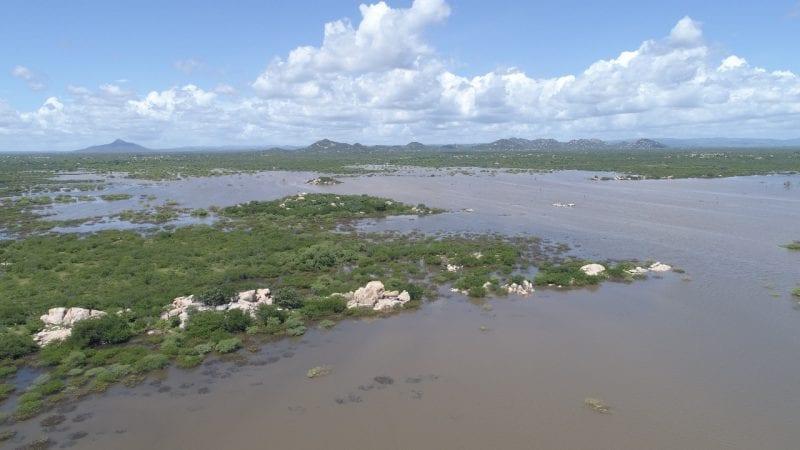 Relatório da Situação Volumétrica dos Principais Reservatórios Potiguares