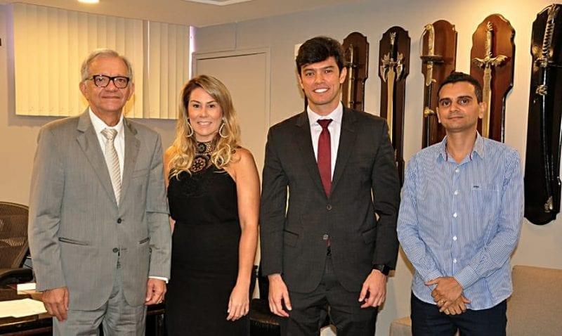 Prefeitura de Extremoz firma convênio com o Tribunal de Justiça para agilizar os processos de execução fiscal