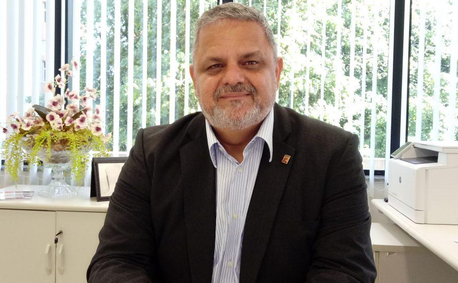 Crédito Marcos Bezerra. Novo superintendente do BNB Jorge Bagdêve