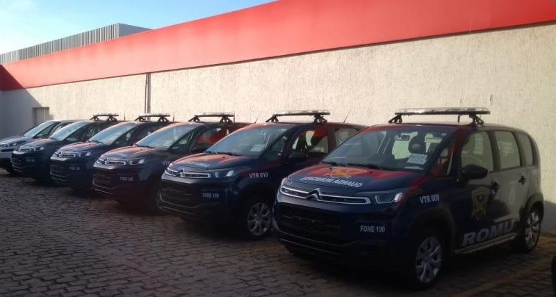 Prefeitura do Natal entrega novas viaturas e equipamentos à Guarda Municipal